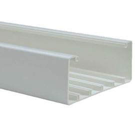 Кабель-канал DLP 65х195, без крышки, белый