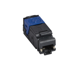 Универсальная вставка 6хRJ45 FTP кат.6 (комплект 6 коннекторов)