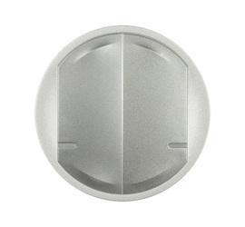 Celiane NETATMO - Лицевая панель для проводного/беспров. 2-кл. выкл.  титан