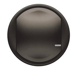 Celiane NETATMO - Лицевая панель для провод. выкл. со светорег. и беспров. 1-кл. выкл. графит
