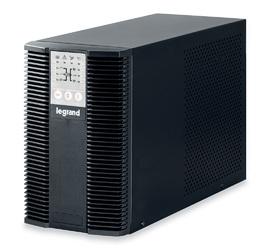 Однофазный ИБП Keor LP on-line 1000ВА (900Вт) 3 розетки IEC13 +1 розетка Schuko нем.стд.