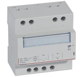 Трансформатор модульный 230/24 (2х12)В 40ВА 5М